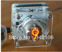 Free Shipping 1pcs USB Single Digit Nixie Clock QS30 1 Word Glow Tube Clock