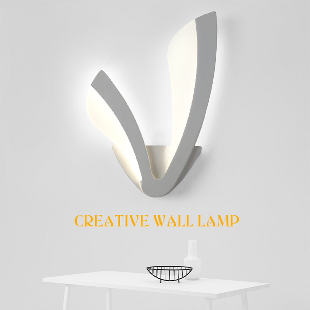 New modern led wall lamps AC96-265V 12W 15W LED bedside lamps for home high power led wall lamp for bedroom Lighting/lights высокое качество deep texture relief 3d murals современное искусство plum blossom photo wallpaper гостиная спальня papel de parede цветочный 3d