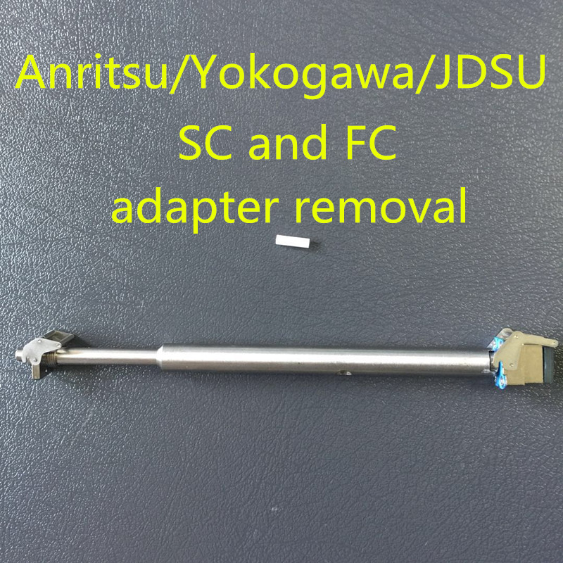 Anritsu/Yokogawa/JDSU Optical Time Domain Reflectometer OTDR Removal/Replacement Ceramic Cartridge Tool for SC and FC Adapters
