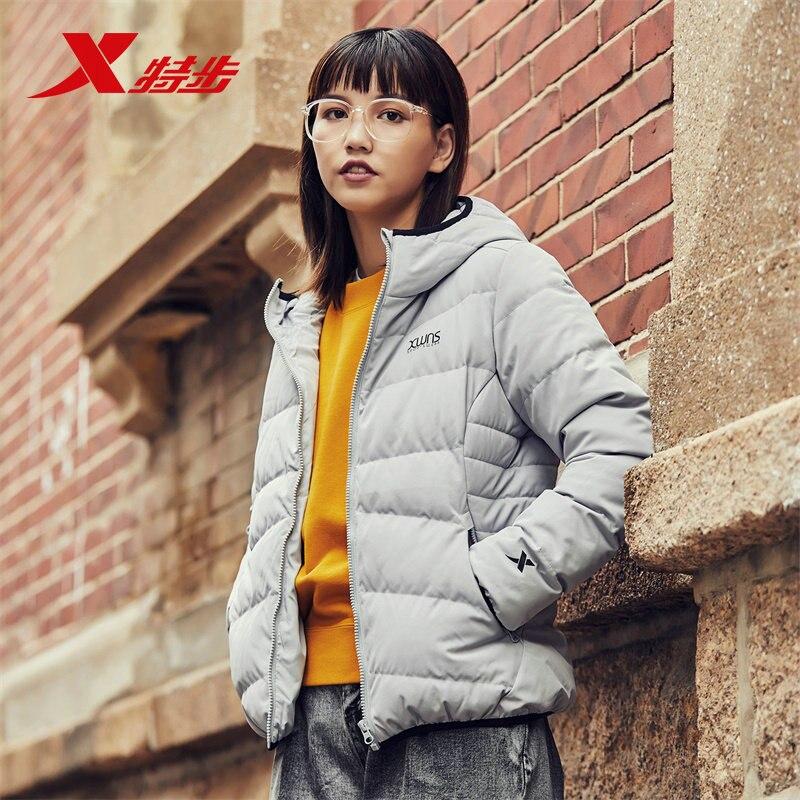 882428199320 Xtep sport delle Donne verso il basso genuino 2018 inverno nuovo caldo leggero giacca con cappuccio882428199320 Xtep sport delle Donne verso il basso genuino 2018 inverno nuovo caldo leggero giacca con cappuccio