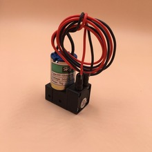 HY-10 small ink pump for Large format solvent printer Liyu Myjet Infinity Allwin Xuli printer liquid pump kif 3w 24v small pump multifunctional small flatbed printer for glass leather printing a4 eso solvent printer