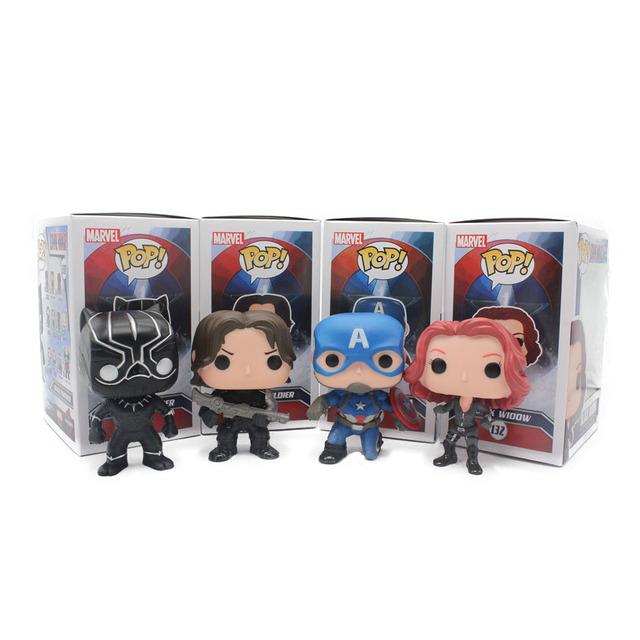Avengers- Funko Pop Figures (4 Types)