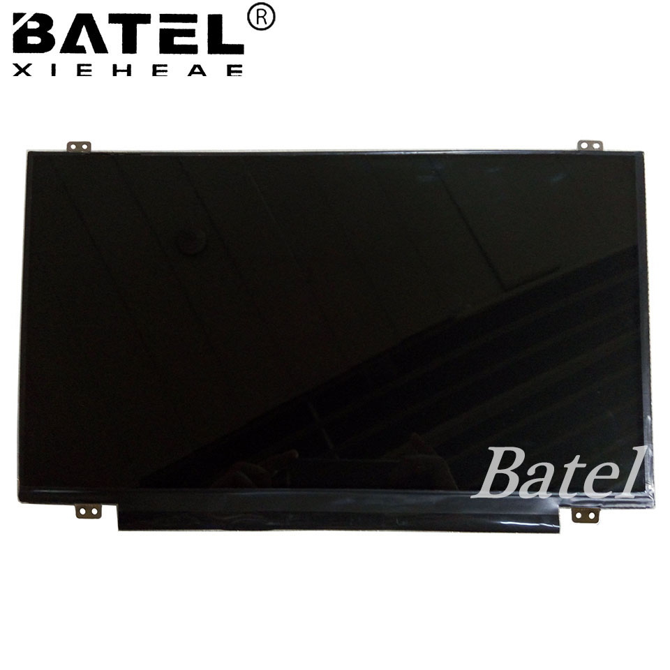 Replacement For Lenovo IdeaPad 100-15IBY Screen 100-15IBD LED Display for Lenovo 100 80QQ Matrix Laptop LCD Screen 30Pin Panel lcd laptop screen 15 6 flat panel ltn156at05 ltn156at05 307 lp156wh4 15 6 screen display replacement