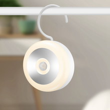 Night lamp Motion Sensor Light LED USB chargeable Toilet WC Kitchen Bedroom Hanging headlamp Cabinet children Reading Table Lamp