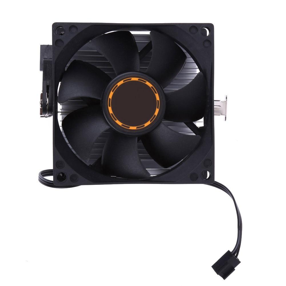 Silent CPU Cooling Fan Heatsink Radiator Cooler For AMD754 939 940 AMD Athlon64 5200 for sony for viao svf143 svf143a1yw svf14328saw svf143 cpu heatsink cooling fan 3vhkctmn010
