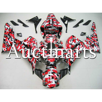 Injection Fairing Kit For 2006 2007 Honda CBR1000RR Perfect Fit CBR 1000RR 06 07 Black Red Army ABS Plastic Bodywork