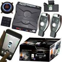 Мобильный gps системы безопасности автомобиля анти угон и защита от помех smart keyless Авто start stop кнопка онлайн отслеживания в реальном времени