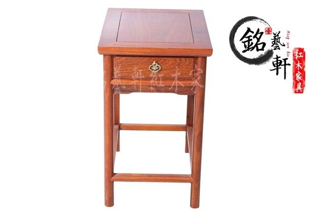 Burmese rosewood mahogany furniture wood coffee table tea several rosewood mahogany tea table kung fu tea table