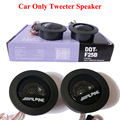 Universal High Efficiency 1Pair Car Mini Dome Tweeter Loudspeaker Alpine Car Audio Speaker Super Audio Auto Sound Car Tweeters