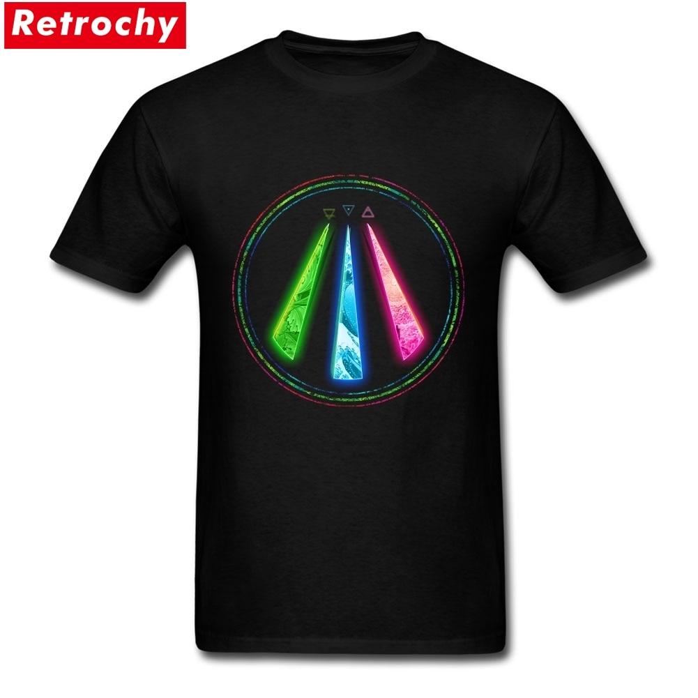 Black t shirt with neon letters - Bulk Bard Inspiration Earth Water Air Shirt Neon Shirts Mans Short Sleeve Cotton 3xl Tee Shirt