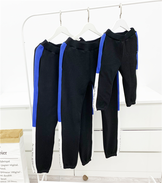2019 New Family Matching Pants Mama Women Baby Matching Clothes Winter Add Fur Trousers Thickening Mother and Daughter Clothes 6