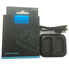 LP-E6N LP-E6 lithium batteries pack charger LPE6 Digital Camera Charger/Two seat For Canon 5D Mark II III 7D 60D 6D 70D 7D2 5D4
