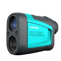 MiLESEEY Handheld laser Range Finder 600 Meters PF210 Laser Rangefinder Mini Slope Adjusted Sport Laser Distance Measuring Tool