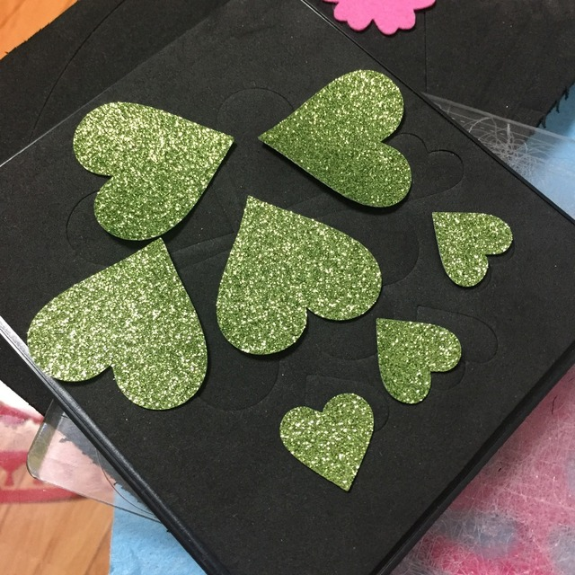 Heart Wooden dies for scrapbooking, 15.8mm thick TY20150008