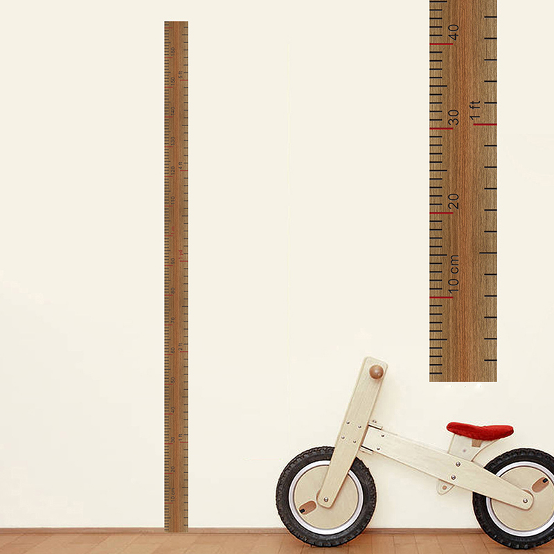 Growth Chart Room Decor