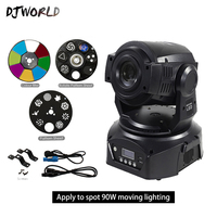 Djworld 30W/60w/90W Led Spot Light Multiple modes DJ Club Stage Lighting Home Party Disco Effect Moving Head Lamp Fast Shipping