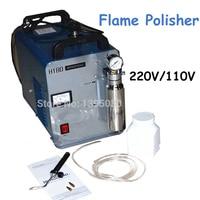 220V/110V High Power Acrylic Flame Polishing Electric Grinder 600W 95L/H Polisher Machine H180