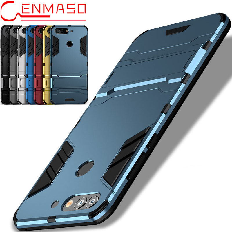 For Huawei Honor 7C Case 5.7 Inch For Honor 7C Russian Version Cover For Huawei Honor 7C AUM-L41 7A Pro Enjoy 8E Phone Armor