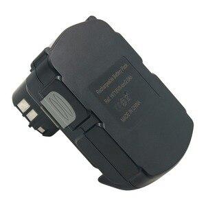 Image 2 - Batterie Rechargeable au Lithium 18V 2.0Ah pour Hitachi BCL1815 BCL1830 EBM1830 DS18DFL CJ18DL DS18DL WR18DMR outils électriques Batteria