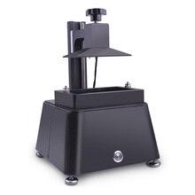 Промышленные DLP точность sla ЖК-3D принтер для стоматологических и ювелирных изделий Wi-Fi Малина pi3 250 мл Смола Бесплатная выплавляемым моделям смола