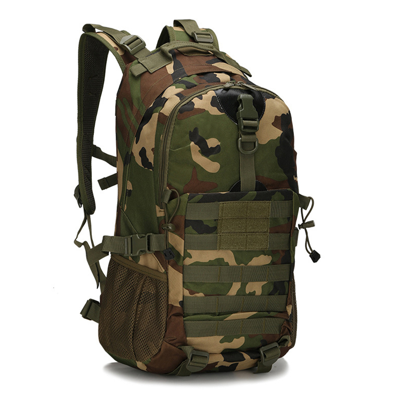 Outdoor Tactical Backpack 30L Oxford Military Bag Army Camping Men Tactical Bags Molle Cycling Hiking Outdoor Sports Climbing 2018 a outdoor sports tactical backpack camping men s military bag nylon for cycling hiking climbing trekking camouflage bag