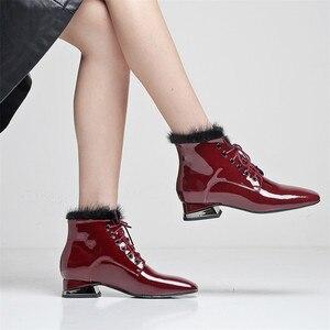 Image 4 - FEDONAS مثير حذاء نسائي بكعب عالٍ حذاء من الجلد جلد طبيعي كورس تعادل ساحة تو أحذية الحفلات الزفاف امرأة الإناث الأساسية الأحذية