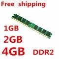 Для всех настольных DDR2 533 667 800 мГц - 1 ГБ 2 ГБ 4 ГБ / memoria оперативной памяти DDR2 4 ГБ 800 мГц / DDR2 4 озу PC2 - пожизненная гарантия -