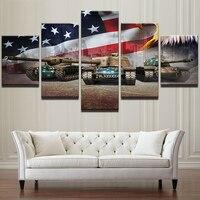 5pcs 5d Diy Diamond Painting American Flag Pictures Cross Stitch Mosaic Home Decoration Round Square 3d