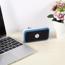 LESHP Portable Wireless Speaker Power Bank 2600mAH FM Automatic Search With TF Card Hands-free Calls Compact Size