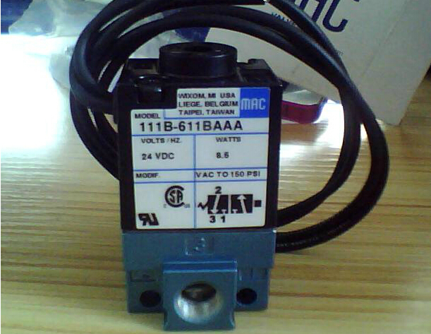 New American MAC high speed solenoid valve 111B-611BAAA mac high speed solenoid valve 34b aba gdfa 1ka