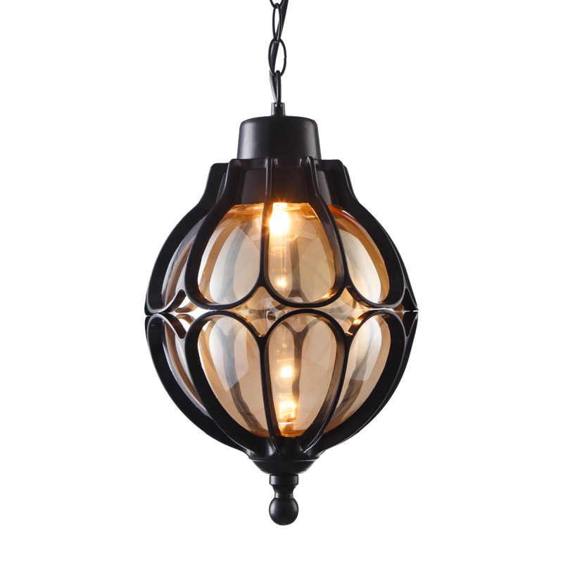 Waterproof Pendant Lights Personalized Pendant Lamps Simple Outdoor
