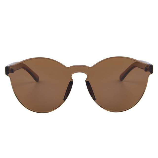 72e1eeffc9 Plastic Sunglasses Retro Glasses Without Frame Uv400 Korean Design In A  Stylish Appereance Mens Sunglasses A30