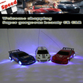 Watch Stone remote control car toy car 1:24 hyperactive children drift stunt mini IPL LIGHT RC Car Birthday gift