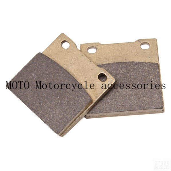 1 Set Brake Pads Front Rear Motorcycle Brake Pads FOR Suzuki GSX750 Katana 1998-2006 GSX600 98-2002 GSF600 Bandit 2000 2001-2003  motorcycle front and rear brake pads for suzuki gsf600 s y k naked bandit s k faired bandit f katana sv650 gsx750 f katana