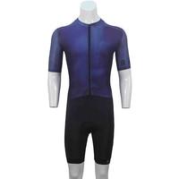 2019 Custom Clothing Cycling Skinsuit Triathlon Ropa Ciclismo Uniforme Bicicleta Triathlon Skinsuit Run Speedsuit Swimwear