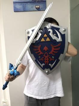 The Legend of Zelda Link's Cosplay equipment Skyward Sword / Shield PU&Foam Modele (Chinese Ver.)