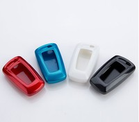Replace Car Key Shell Cover Case Remote Key Fob Top Piano Paint 4 Color Auto Parts