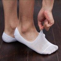 10 Pcs Men S Sock Slippers Non Slip Silicone Invisible Socks Short Boat Socks Spring Summer