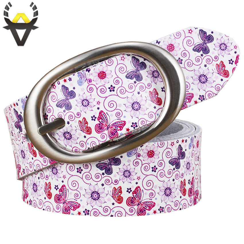 Fashion Genuine leather Belts for