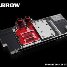 Barrow BS-ASS2070-PA Waterkoeling Blok Voor Asus Rog Strix Rtx 2070