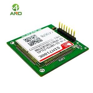 Image 2 - 4g SIM7100E لوحة القطع ، LTE شبكات اختبار المجلس في أوروبا الغربية مع وحدة SIM7100E ، B1 B3 B7 B8 B20