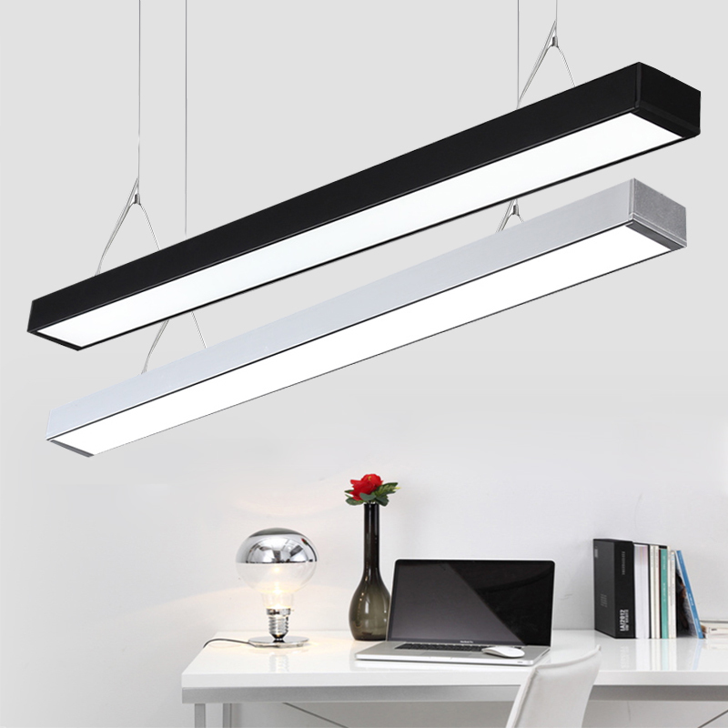 купить Modern office lighting Office modern pendant light LED office lighting office building project studio study Acrylic lamps BG8 недорого