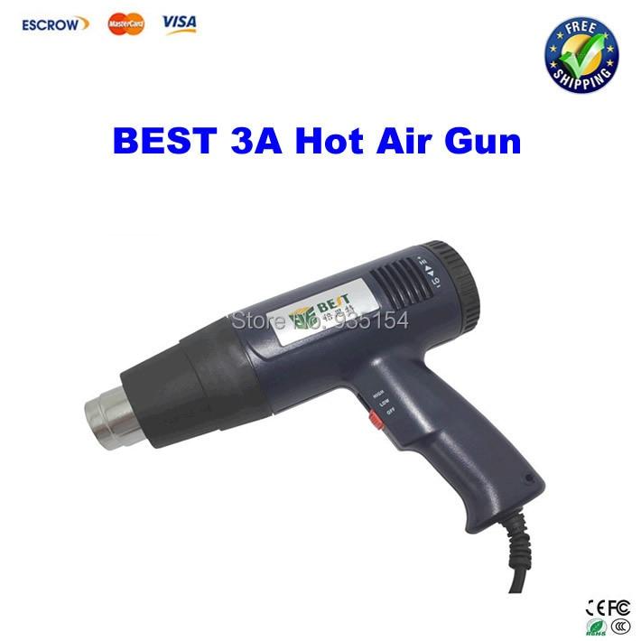 BEST 3A hot air gun, temperature adjustable heat gun best a кроссовки