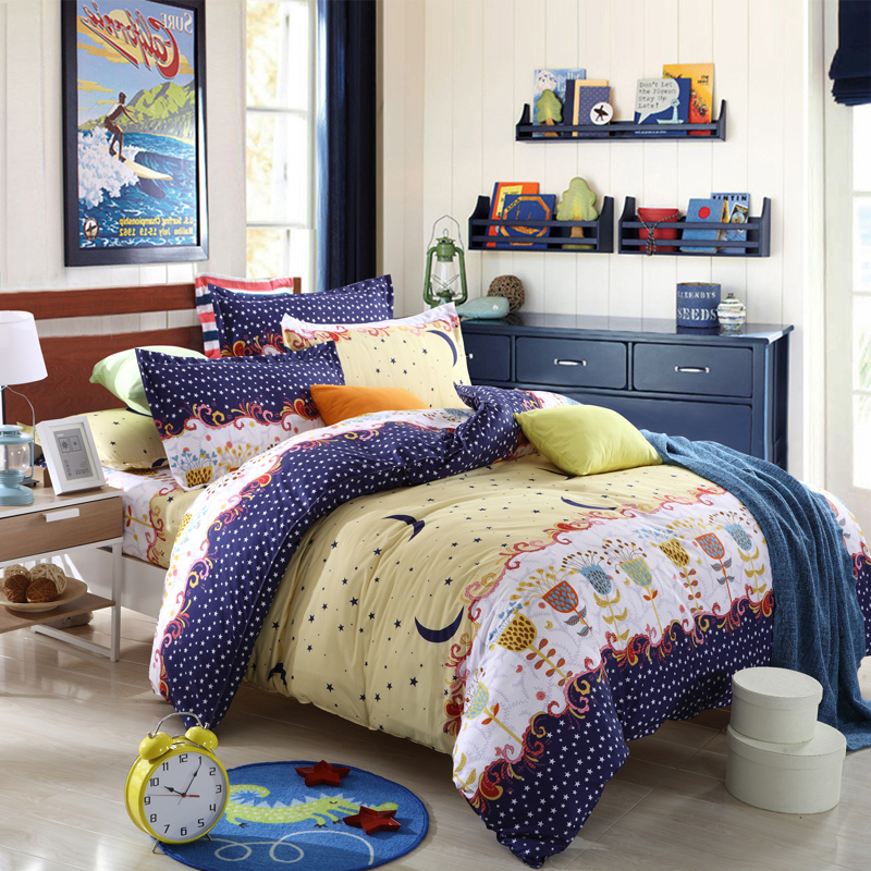 Popular kids bed spreads buy cheap kids bed spreads lots for Lit queen size taille