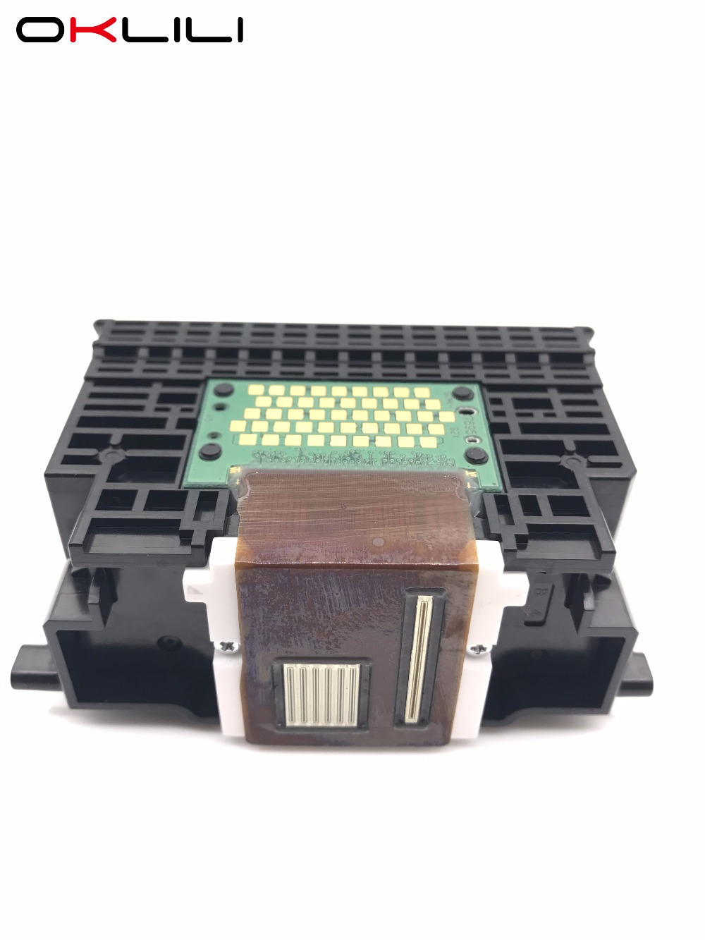 OKLILI ORIGINAL QY6-0075 QY6-0075-000 Printhead Print Head Printer Head for Canon iP5300 MP810 iP4500 MP610 MX850 genuine brand new qy6 0077 printhead print head for canon pro 9500 mark ii printer