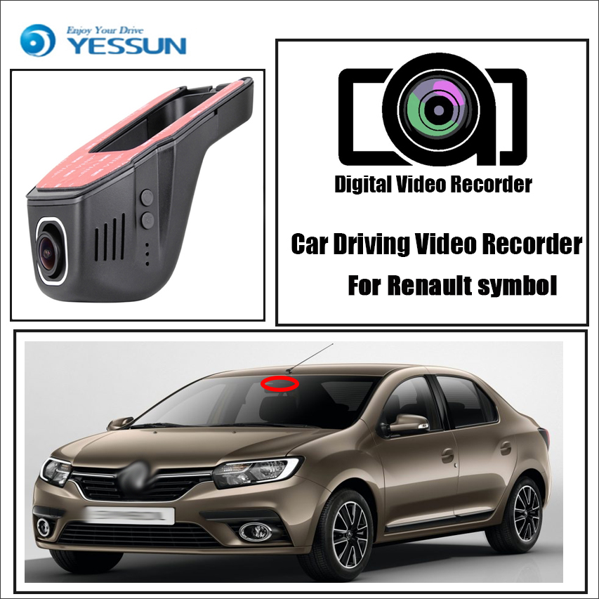 YESSUN Driving Mini Camera Novatek 96658 Renault Video-Recorder Wifi Dvr Dash-Cam Car