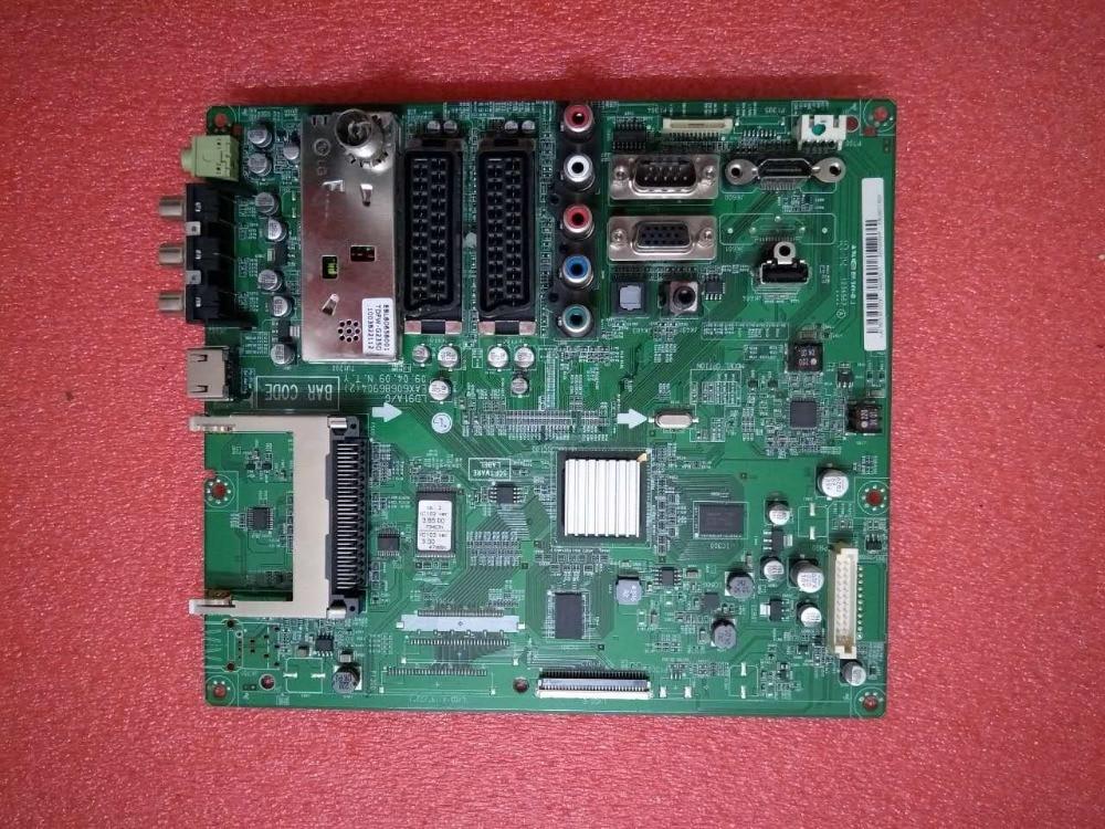 Free shipping 100% Oryginalny 32LF3000 37LH30AUO 42LF2500 Logic board EAX60686904(2) Screen number V315B5-L02 / T370HW02 стоимость