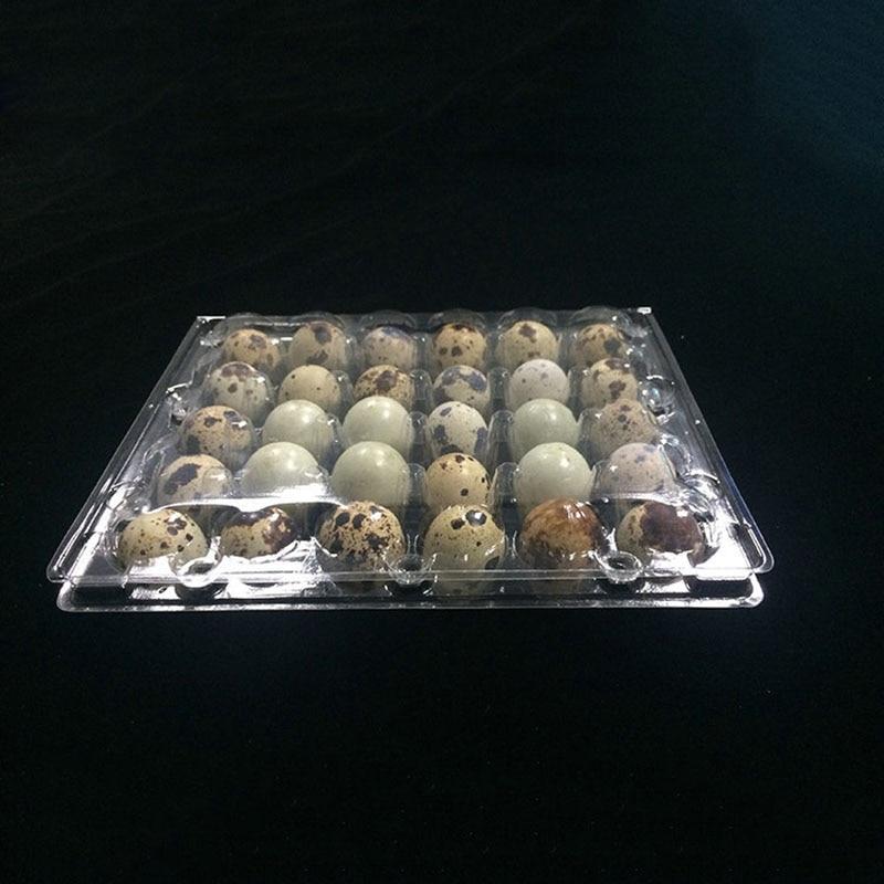 500 teile/los 30 Löcher Wachtelei Container Kunststoff Wachtelei Boxen Großhandel-in Weiteres Eierwerkzeug aus Heim und Garten bei  Gruppe 1