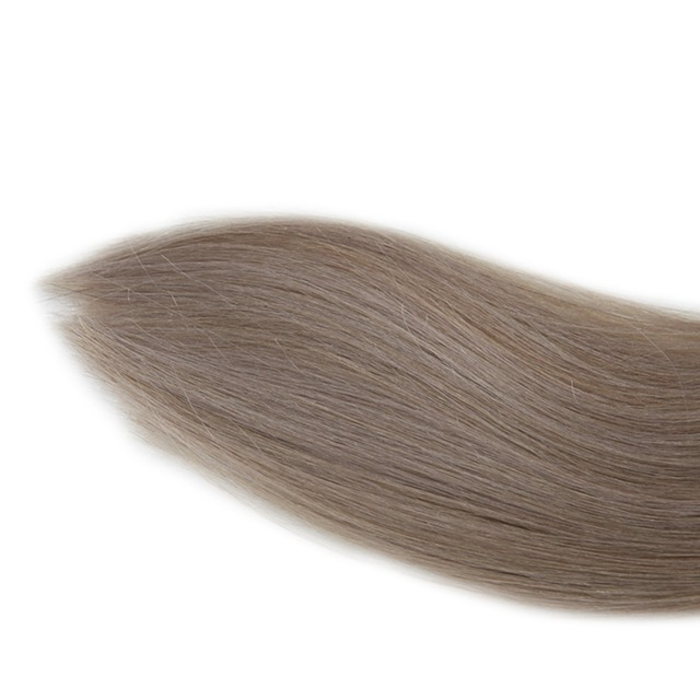 Ombre Tape In Colored Hair Extensions Remy Human Hair