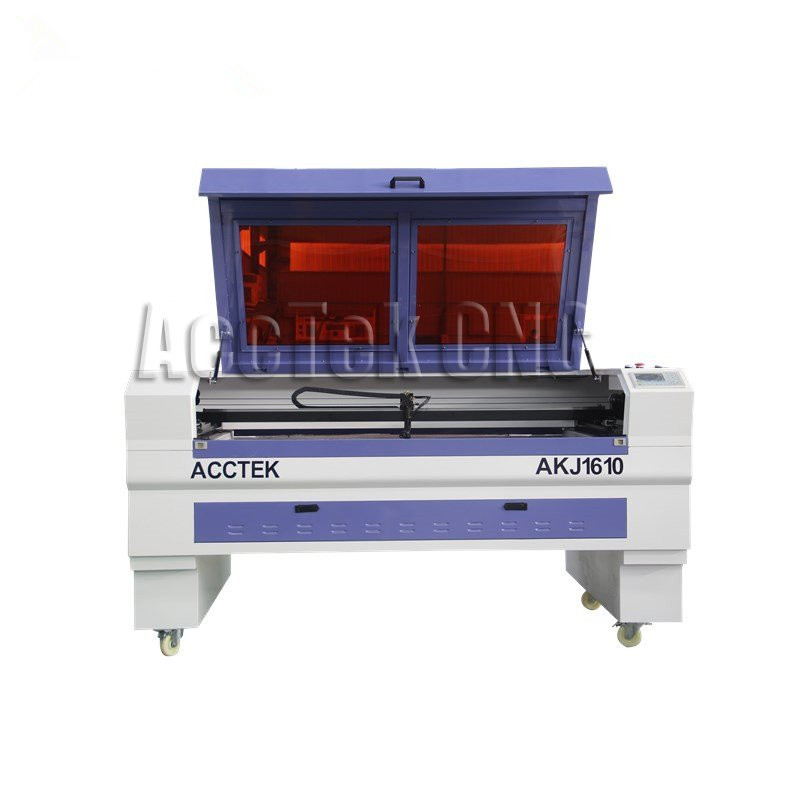High Precison! 80w 100w 130w 150w CO2 Laser Cutting Engraving Machine 1390 1610 Laser Cutter For Wood Acrylic Metal